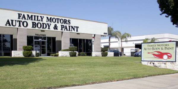 Nosotros family motors auto body paint for Bakersfield family motors used cars